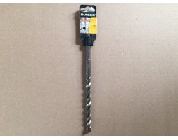 "SDS ""booster plus"" 3-cutter drill bit M12mm x 210mm"