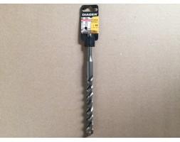 "SDS ""booster plus"" 3-cutter drill bit M16mm x 210mm"
