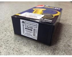 Timco 7.5x150mm Concrete Screws (box 100)