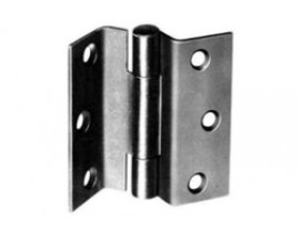Stormproof hinge A4/316 grade stainless 63mm 1951 pattern (per hinge)