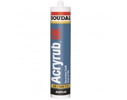 Soudal Acryrub UK 380ml
