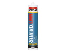 Soudal Silirub LMN Brilliant White 300ml