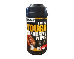 Shield Extra Tough Builders Wipes (100 wipes)