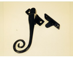 Anvil Night-Vent Locking Monkeytail Fastener Black LH