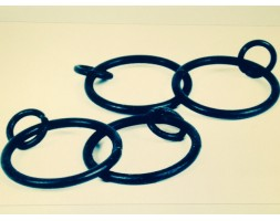 Anvil Curtain Ring Beeswax