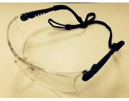 Safety Glasses Optema Clear