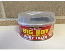 Car Body Filler (600ml) Red Big Boy!