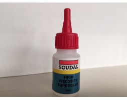 Super glue high viscosity 20 grams