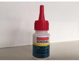 Super glue high viscosity 20 grams