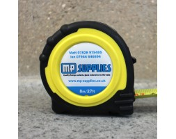 MP Supplies 8m Tape Measure